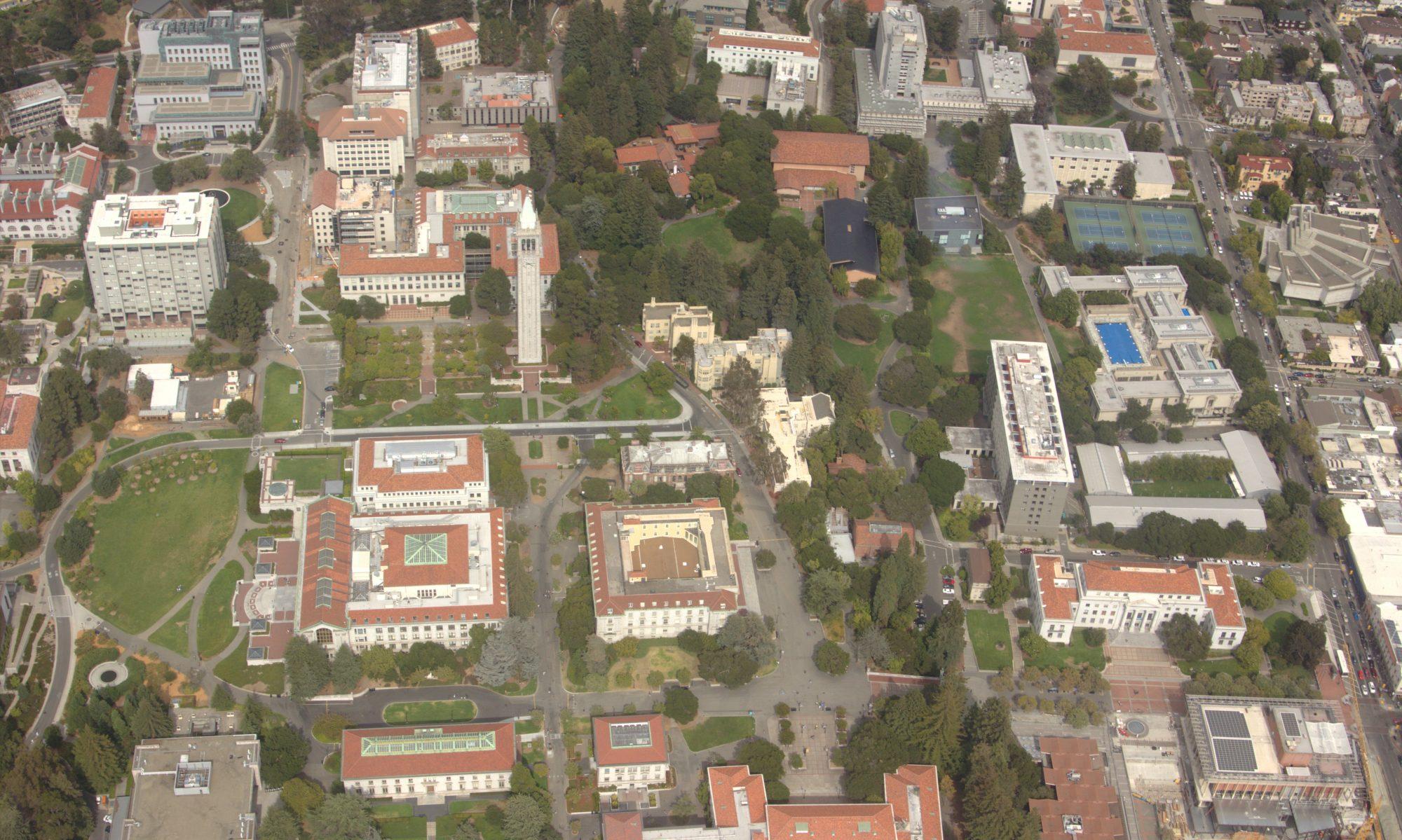 Flying at Berkeley